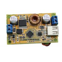 High Power DC DC Adjustable Step Down Power Supply Module Constant Voltage Constant Current Manufactures