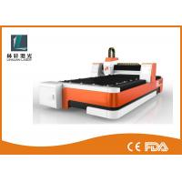 Quality 1500W Aluminum Laser Cutting Machine , IPG Or RAYCUS Fiber Laser Cutter for sale