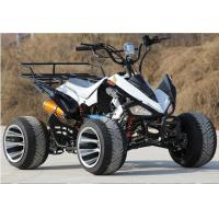 China Chain Drive Transmission System Off Road Four Wheelers Cool Sports 125CC Atv on sale
