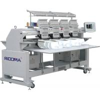 high speed 12 needle four head embroidery machine with DAHAO control Manufactures