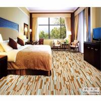China Plain Modern Carpet Flooring Geometrical Pattern Fire Resistant Feature on sale