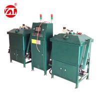 PLC Control White Cable Testing Machine Two Cylinder Vacuum Impregnation Manufactures
