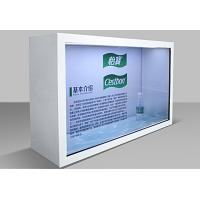 Product Promotion Show Case Pellucid Lcd Screen Pellucid Style Lcd Display Manufactures