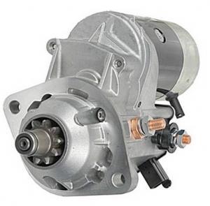 10 Teeth High Amp Alternator , Au Starter Motor For Cummins 6B Engines Manufactures