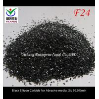 F14-F1500 Black Silicon Carbide Abrasive Blasting Media Free Sample Provided Manufactures