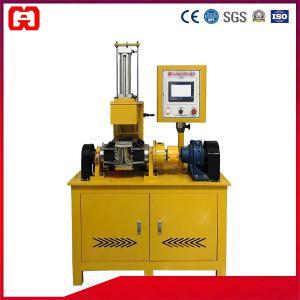 Mixer/ Rubber Testing Machine, Shoes Testing, Temperature Range RT ~ 260 ° C Manufactures