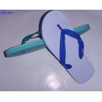 White dove pvc/pe 811 green/blue slippers/sandals 6 Manufactures