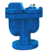 2 Ball Air Compressor Release Valve / Automatic Air Vacuum Relief Valve Manufactures