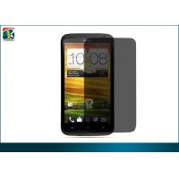 Quality Fashionable Privacy Lcd Screen Cell Phone Privacy Screen Protector For Htc Evo One X for sale