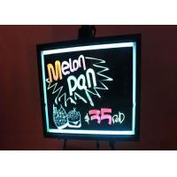 Multiple Colors LED Writing Board 48 Kinds Flashing Modes With Acrylic Panel Manufactures