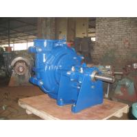 China Heavy Duty Centrifugal Sand Slurry Pump With Small Flowrate But High Speed on sale