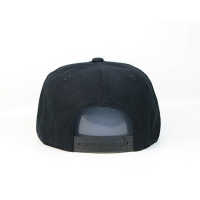 Flat bill Customized 7holes plastic buckle Chinese style Tai Ji logo Sports snapback Hats Caps Manufactures