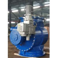 Anti Corrosion Eccentric Plug Valve With Manual  / Pneumatic / Electric Power Manufactures