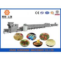 Buy cheap Low investment high quality fried instant noodle production line from wholesalers