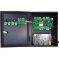 Network Door Access Control System for Emergency Entry Check In Building