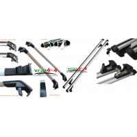 Auto universal aluminum Cross Bar car travel luggage roof rack bars factory supply OEM available Manufactures
