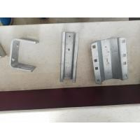 High Performance Sheet Metal Stamping Process SS Plate Parts , Simple Single Die Mould Manufactures