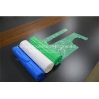 China White Disposable Aprons On A Roll Medical Disposable Colored Hygiene PE Aprons on sale