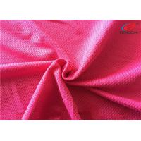 Shoes Material Polyester Sports Mesh Fabric For Office Chair / Garment Manufactures