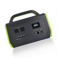 500wh AC Power Bank With Pure Sine Wave Mutifuction LCD Display Easy Carrying Manufactures