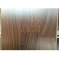 Walnut Engineered Wood Flooring Matte Crystal with Swift Locking Floating Laminate Flooring Manufactures