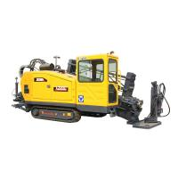 XZ200 Horizontal Directional Drilling Machine 20 ton 112Kw Rated power Manufactures
