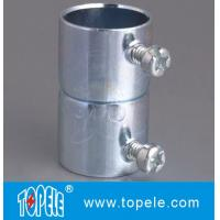 Hot Dip Galvanized EMT Conduit Fittings With American Standard Steel Set Screw Manufactures