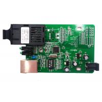 Buy cheap Desktop Gigabit Media Converter Single Fiber Optic Media Converter from wholesalers
