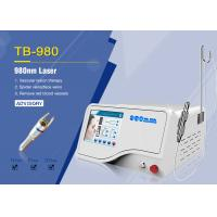 Quality Portable 980 nm Diode Laser Machine for Vein Removal / Laser Beauty Equipment for sale