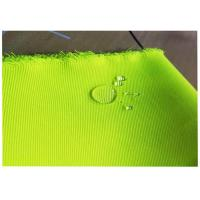 China Uniform Protective Fabric 100D Four Way Stretch Fluorescent Polarfleece Polyester on sale
