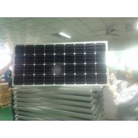China Cheap Solar Panel With 9 Diodes , Building Monocrystalline Silicon Solar Panels on sale