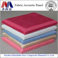Fireproof Soundproof Fabric Acoustic Wall Panel Manufactures