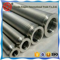 China Flexible metal hose assembly with corrugated stainless steel core  for more extreme temperatures on sale