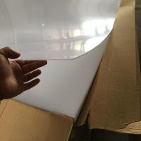 Laser Engraving Sheet Acrylic Material 1-30mm Thickness 1.2g/Cm3 Density Manufactures