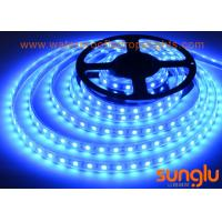 DC 24V 14.4W SMD5050 Blue Flexible LED Strip Light IP 22  for Christmas or Decoration Manufactures