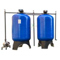 Fiber Glass / Stainless Steel Water Purification Equipment  ,  5000LPH RO Water Treatment Plant Manufactures