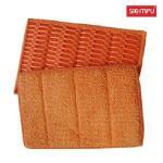 Microfiber Dish Cleaning Sponge (XQK-C012) Manufactures