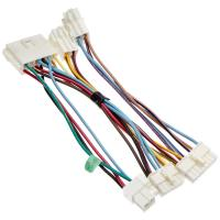 China Custom Made Car Audio Computer Wiring Harness 20 AWG PVC Insulation on sale