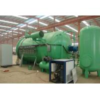 Quality Q345R ASME rubber vulcanization autoclave with Detector of probes and siemens for sale