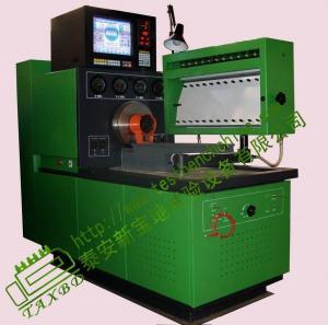 XBD-619D diesel fuel injection pump test bench Manufactures
