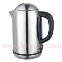 China Stainless steel kettle,360° cordless,electric kettle,tea kettle on sale