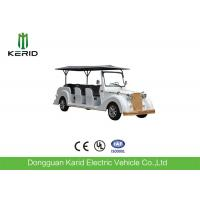 Quality Sightseeing 11 Seats Electric Vintage Cars with Corrosion Resistance Body CE Approved for sale