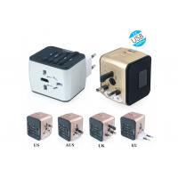Integrated Fuse Protection USB Power Charging Adapter , USB Cable Power Adapter Manufactures