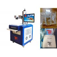 China UV Laser Marking Glass Engraving Machine For Plastic Glass Crystal on sale