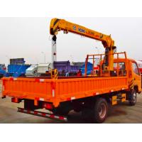 8-10 tons crane truck, lorry truck mounted crane, self-loading truck, self load truck Manufactures