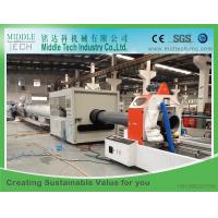 Single Oven Plastic Pipe Belling Machine , High Speed Automatic Socketing Machine Manufactures
