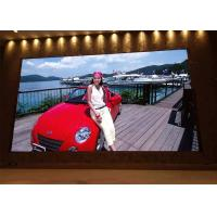 Quality High IP Rating IP65 LED Rental Display , 4mm LED Display Full Color Outdoor for sale