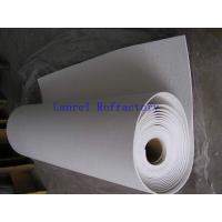 Ceramic Fiber Insulation Refractory Paper For Induction Coil Liner Manufactures