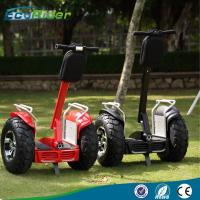 Self Balance Electric Scooter With Handle , 2 Wheel Electric Scooter For Adults Manufactures