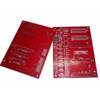 Silver Custom PCB Boards with 0.05mm Hole Tolerance for UV LED PCB Board Design Manufactures